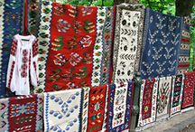 Romanian Traditional Textiles/Clothing
