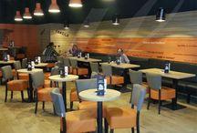 Amenajare cafenea Bristot Gourmet Cafe Targu Mures » TRENDfurniture