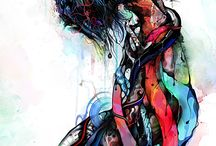 Favorite Art / by Kaitlyn Alsman