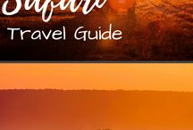 Travel to Africa / Inspiration for those wanting to travel to Africa.