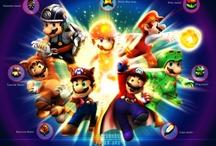 Video Games / Mostly Mario