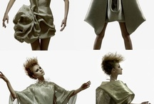 Sculptural Design Fashion / fashion