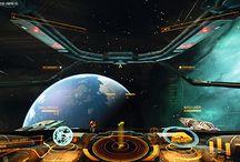 Elite Dangerous On The Oculus Rift DK2