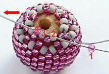 bolas de perlas