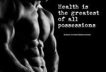 Health & Fitness - Motivation / by Erica Howell
