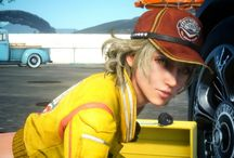 Final fantasy XV Cindy