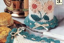 accesorios en crochett