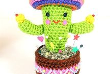 Cactus And Succulent Crochet Patterns