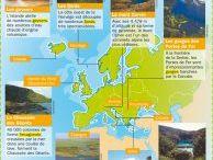 géographie mondiale