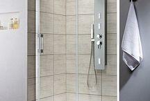Drzwi wnękowe prysznicowe / Przegląd drzwi prysznicowych wnękowych dostępnych na Polskim rynku