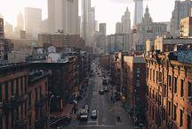 n e w y o r k c i t y  / NYC