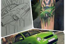 VW tattoo ideas.