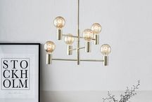 Pendant Lights / Pendant lights are versatile fittings that can be used in any room you feel they would suit. https://www.lighting-direct.co.uk/ceiling-lights/pendants.html
