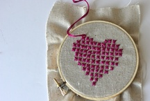 Embroidary/Cross Stitch / by Cindy Spielman Campbell