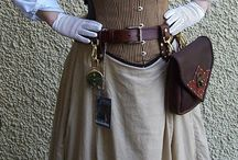 Steampunk look for me