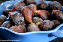 Fresh figs / by Jane Griffin