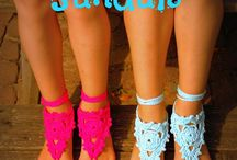 Sandalen-slippers