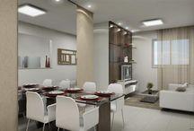 Sala de jantar / apê