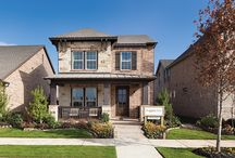 David Weekley Homes - Grayton (Showcase Home) / David Weekley Homes located in Viridian, Arlington Texas is offering the Grayton plan on our 35' (Cottage) lot.