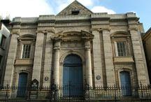 Irish Church's