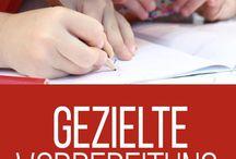 Schriftliches - Kindergarten