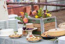 Cakes, Pies & Dessert Tables