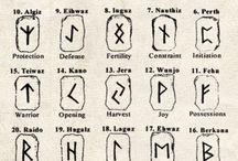 { Symbol / Rune }