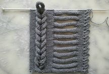 puntos de crochet