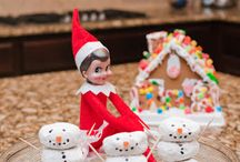 Elf on a Shelf Ideas / Christmas / by Diane Christensen