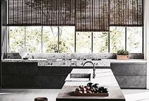 Kitchen Designs / Fantini faucets and fixtures for the kitchen space.