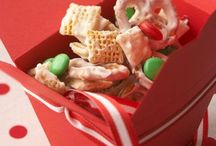 Christmas Foods / foods that remind folks of Christmas time or just new ideas for food for Christmas