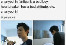 EXO / Just memes about exo