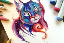 Иллюстрации С Животными