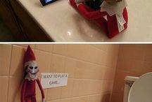 Elf on the Shelf / by Kesia Howard