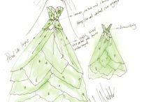 63-Mode Haute-Couture / Tous les beaux vêtements que je ne porterais jamais !