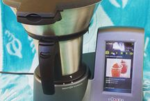 I-cook'in  Demarle robot culinaire / Cuisine