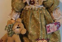Bonecas(os) e bichinhos Diversos / Retiradas da Net / by Cleyssa Lismara