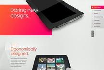 Design / All things web design | UI | UX