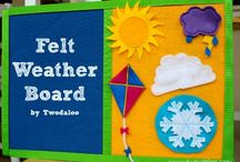 Weather Crafts & Worksheets