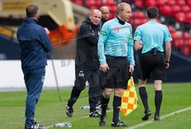 East Fife 15 Oct 16 / Pictures from the SPFL League One game between Queen's Park and East Fife. Match played at Hampden Park on Saturday 15 October 2016. Queen's Park won the game 1-0.