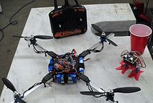 Drone Tech / Our ongoing discussions of Drones /  Quadcopters and such technology. / by Kauai Makers Club