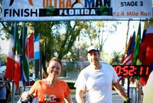 Patrick Manley Competes in Ultra Man Florida 2.2015 / The most difficult Triathlon in the WORLD!!!