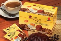 DXN Ganoderma Coffee / 100% Natural Ganoderma Coffee! Neutralizes accumulated acids in the body, regulates blood pressure. Learn more: http://dxnproducts.com/healthy-coffee/