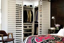 Dressing/ wardrobe