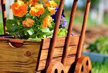 doplňky k zahradam