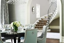 HOME. DINING ROOM / by Kimberly Weaver
