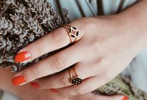 Authentic Silver Rings / Traditional handcrafted silver rings