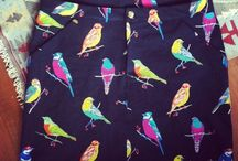 Skirts and Shorts - sewing inspiration