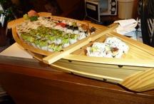 Mooie en lekkkere sushi's