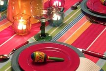 Mexican Style Dinner Party